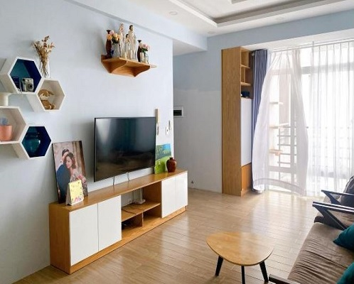 Cho thuê căn hộ Cao ốc Phú Thọ Thuận Việt Quận 11 Hồ Chí Minh
