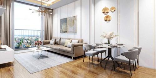 Cho thuê căn hộ The Flemington Quận 11 Hồ Chí Minh