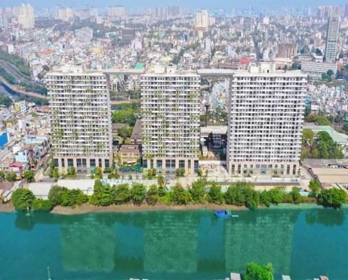 Cho thuê chung cư Hồ Chí Minh Quận 8 giá rẻ uy tín