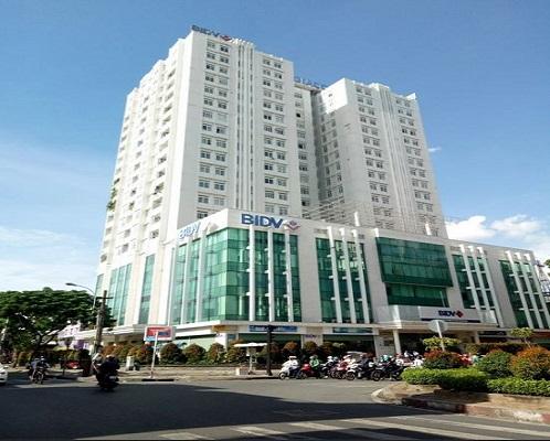 Cho thuê chung cư Lữ Gia Plaza Quận 11 Hồ Chí Minh