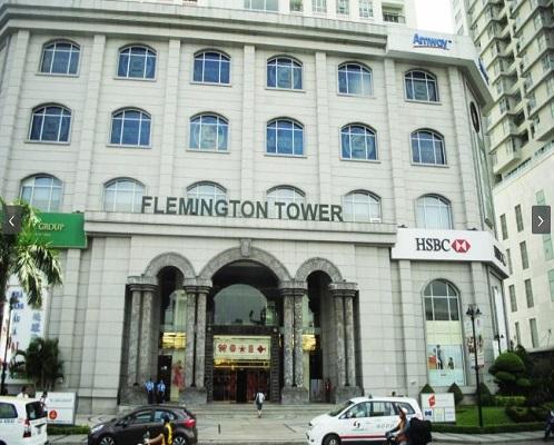 Cho thuê chung cư The Flemington Quận 11 Hồ Chí Minh