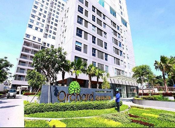 Cho thuê chung cư Orchard Garden Quận Phú Nhuận Hồ Chí Minh
