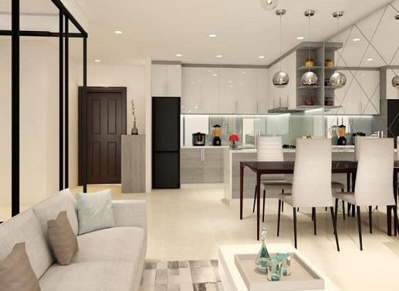Cho thuê căn hộ Kingston Residence giá rẻ chính chủ