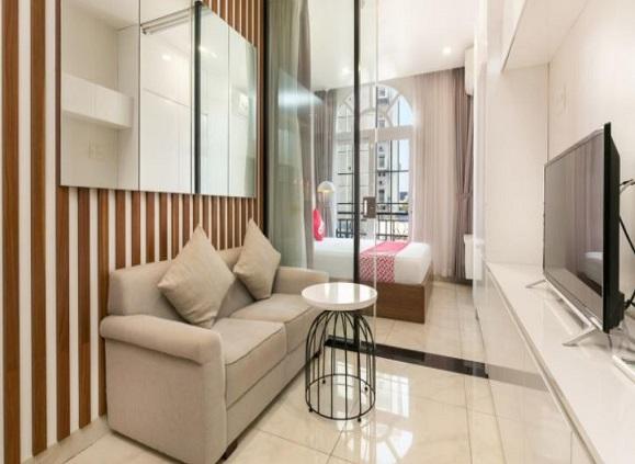 Cho thuê căn hộ chung cư Phan Xích Long giá rẻ chính chủ