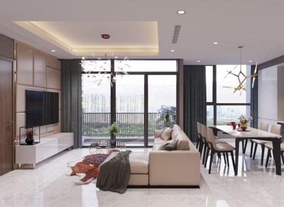 Cho thuê căn hộ Golden Mansion giá rẻ chính chủ