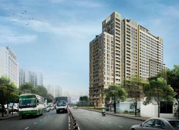 Cho thuê chung cư Kingston Residence Quận Phú Nhuận Hồ Chí Minh