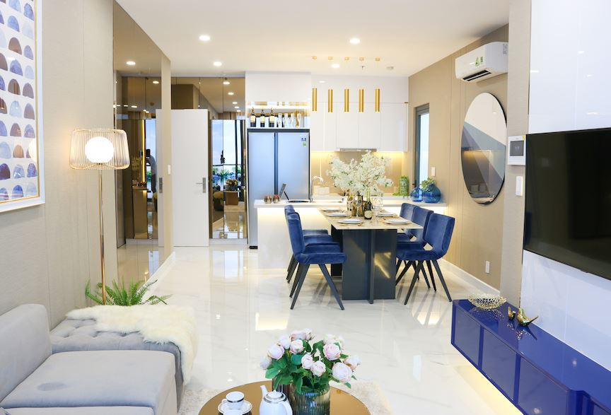 Giá mua bán và cho thuê căn hộ chung cư D Lusso Quận 2