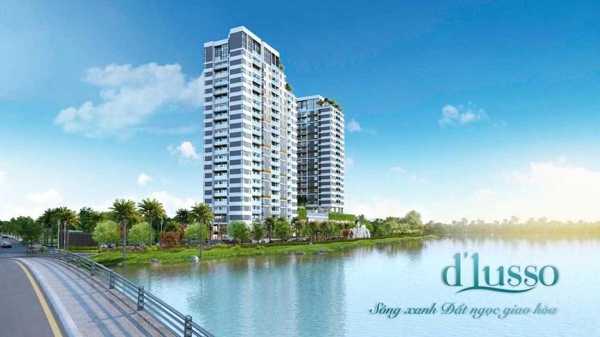 Giới thiệu thông tin dự án căn hộ chung cư D'Lusso Quận 2