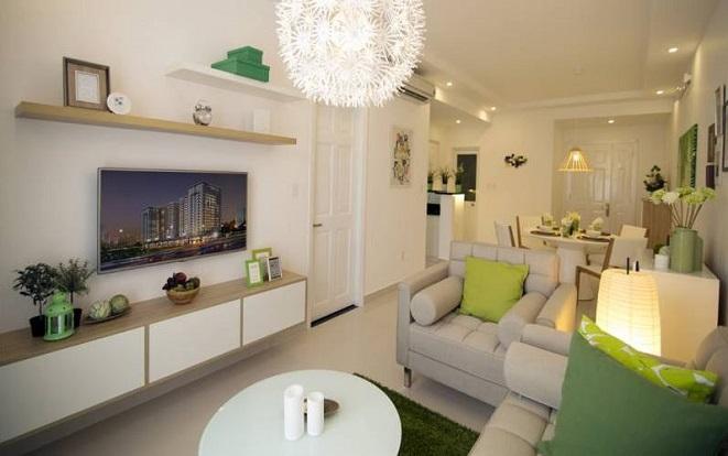 Khám phá thực tế chung cư Melody Residence căn hộ bên trong